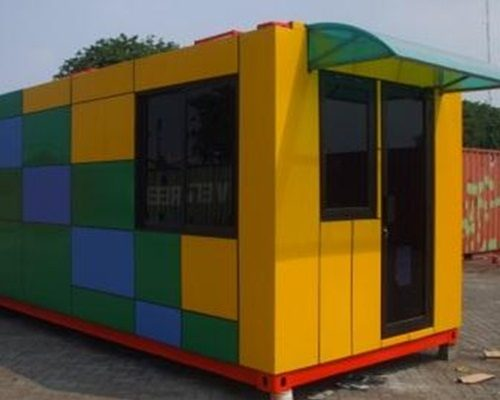 jual container, sewa office container, jual office container